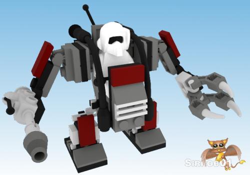 SR-01 Clone Loader Render