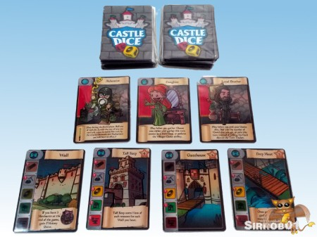 Castle Dice Castle Deck