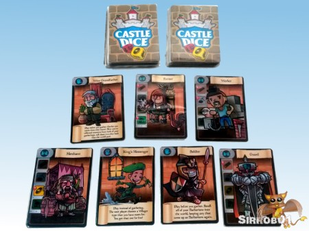 Castle Dice Village Deck