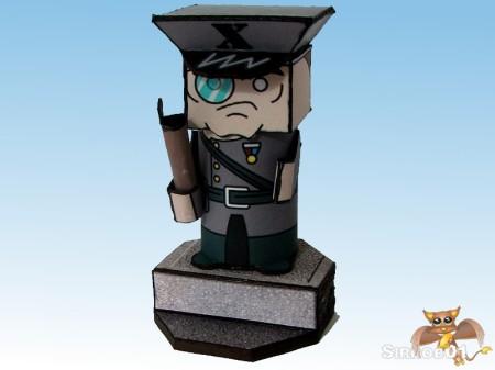 Flipit Black X Commander Hauptmann