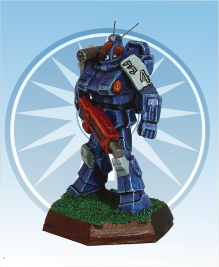 Battletech 3rd Edition Griffin GRF-1N