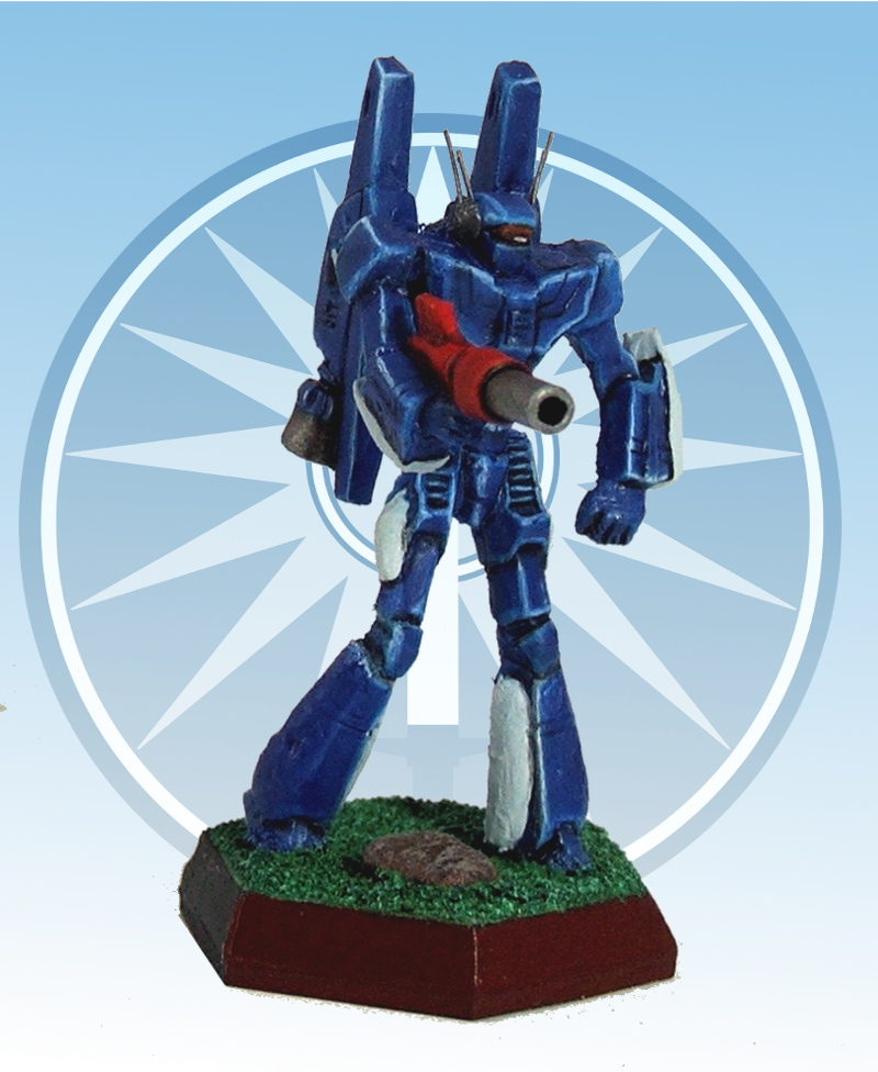 Battletech 3rd Edition Phoenix Hawk PXH-1