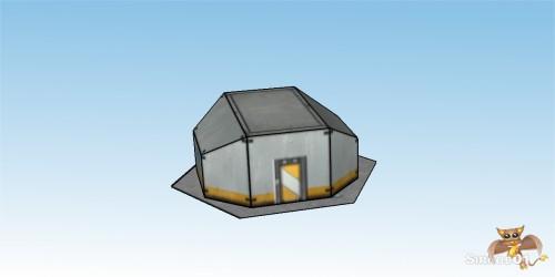 Sci-fi House 1