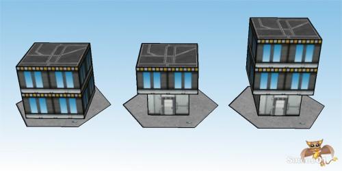 Sci-fi House 2