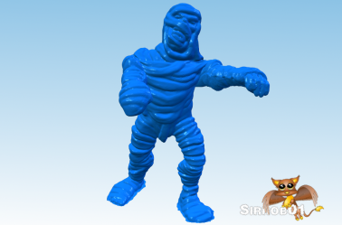 Picture of Heroquest Mummy Render from thingiverse